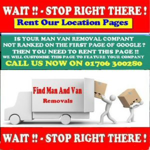 Find A Man and Van Near Me